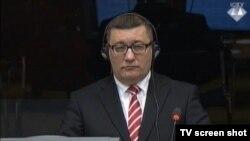 Milenko Karišik u sudnici 17. ožujka 2015.