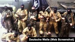 Сербські бойовики на Донбасі