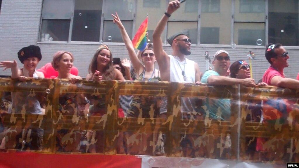 Гомосексуализм в странах европы и америки