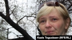 Наталья Гощик, погорелец.