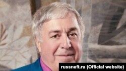 """Гуцериев Микаил, """"РуссНефть"""" компанин президент"""