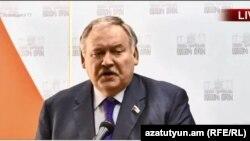 Զատուլին․ Հայաստանի նկատմամբ ցանկացած հարձակում Ռուսաստանը դիտարկելու էորպես սպառնալիք իր նկատմամբ