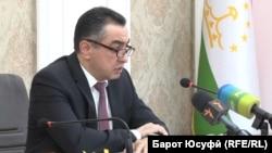 Фаррух Хамрализода, новый посол Таджикистана в США