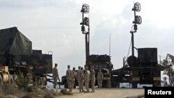 مشارکت ارتش آمریکا در طرحهای دفاع موشکی اسرائیل