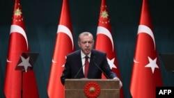 Recep Erdogan, imagine de arhivă.