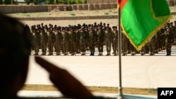 نیروهای افغان