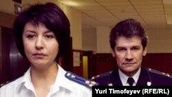 Со стороны обвинения в Мосгорсуде присутствовали прокуроры Валерий Лахтин и Гульчехра Ибрагимова