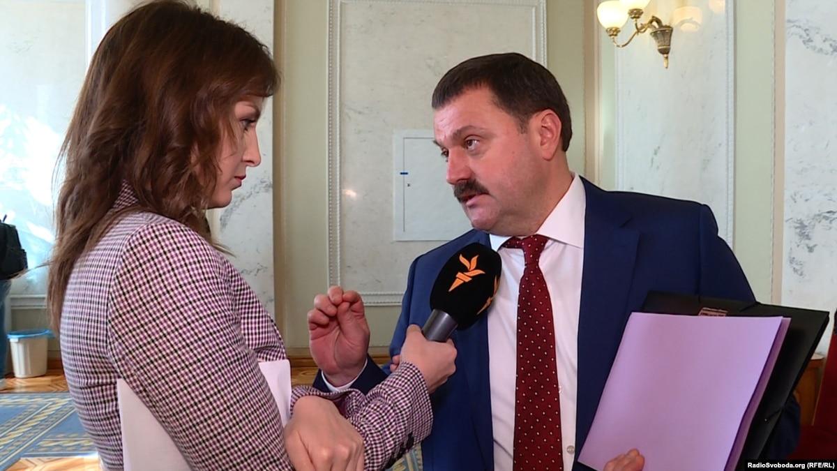 Депутат Деркач прокомментировал приглашение ведущего «Россия-1» Корчевнікова до Киева