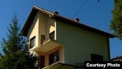 Karamanova kuća u Foči, mjesto masovnih silovanja, foto: Birn
