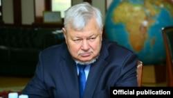 Личный представитель действующего председателя ОБСЕ Анджей Каспшик (архив)