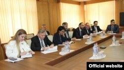 Миссия МВФ в Душанбе
