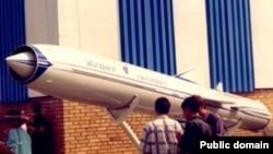 نمونه ای از موشک های ضد ناو روسی که ایران سال گذشته از این کشور تحویل کرده است.