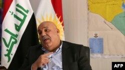 الفريق جبار ياور أمين عام وزارة البيشمركه في حكومة اقليم كردستان