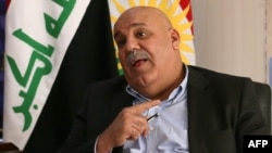 """We thank all those countries for what they have provided to the Peshmerga Ministry, but we still need more,"" says General Jabbar Yawar, secretary-general of the Peshmarga Ministry of Iraq's Kurdish region."