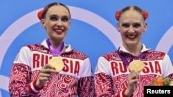 Наталья ИщенкоиСветлана Ромашина