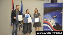 Dragan Gmizić, Maja Živanović , Milica Šarić