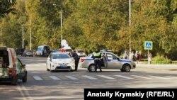Російська поліція в Керчі, ілюстративне фото