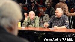Miša Vasić i Aleksandar Vasović
