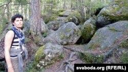 Каменная рака — курумнік