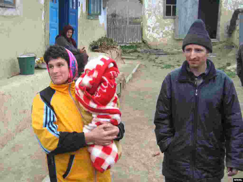 Valentina, Vasilica's mother, was told five years ago the state could raise her son better.
