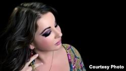Наташа Атлас, пејачка.