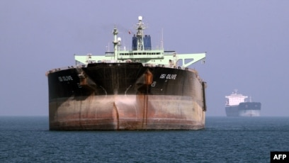 EXCLUSIVE - Tanker Tracking Firm Says Iran Shipping Oil To China