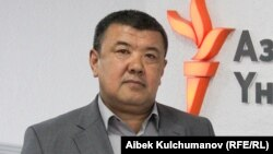 Абдыжапар Бекматов.