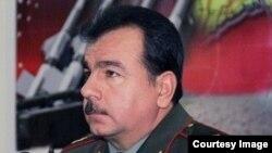 Шералӣ Мирзо, вазири дифои Тоҷикистон.