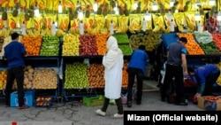 Tehranda bazar