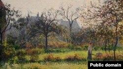 Каміль Пісаро, «Асеньні надвячорак» (1897)