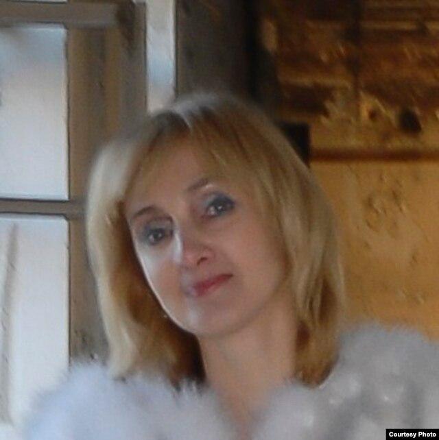 Елена Саблина