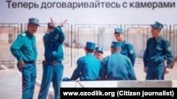 O'zbek militsiyasining noqonuniy hatti-harakatlari ijtimoiy tarmoqlarda karikaturalar tug'ilishiga sabab bo'lmoqda.