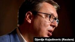 Президент Сербії Александар Вучич