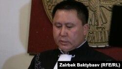 Один из отстраненных от работы судей - Курманкул Зулушев