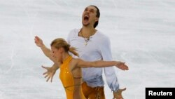 Tatiana Volosozhar və Maxim Trankov, 12 fevral, Soçi