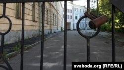 Ключ ад замка базыльянскага кляштару перадалі арабам