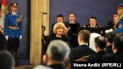 Nagrada za doprinos kulturi tokom sedam decenija duge karijere: Mira Banjac