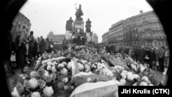 Fifty Years After His Self-Immolation, Czech Student Jan Palach Remains A Symbol Of Defiance