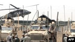 قوات اميركية في مدينة الصدر