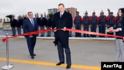 Abşeronda mebel fabrikinin açılışı.