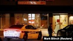 ქალაქ მისისოგის ინდური რესტორანი, სადაც აფეთქება მოხდა