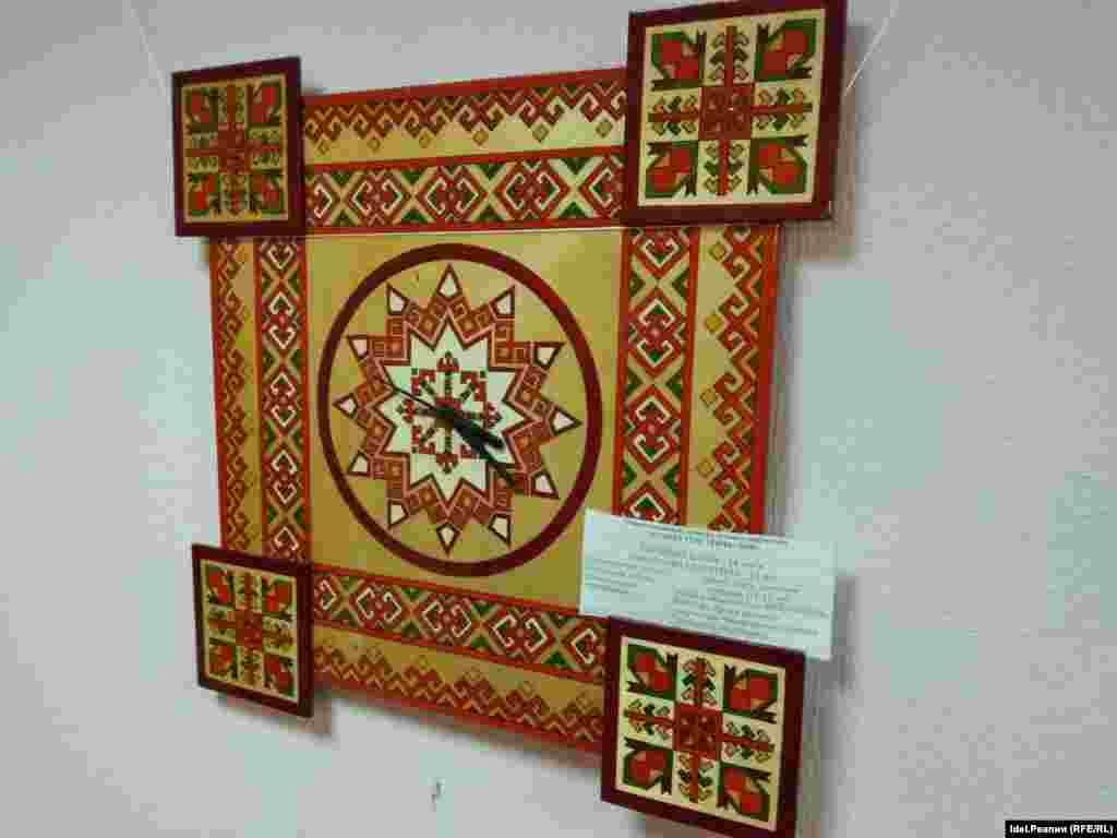 Вышивка — национальная гордость чувашского народа.