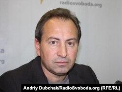 Ukrainian parliamentarian Mykola Tomenko