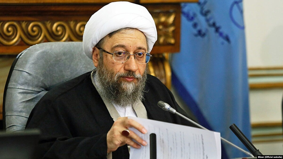 آمریکا  صادق لاریجانی را به دلیل نقض حقوق بشر  تحریم کرد
