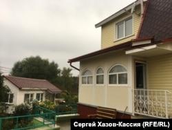 Будинок сім'ї Цуркану в Домодєдово Московської області