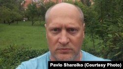Ukrainian journalist Pavlo Sharoiko