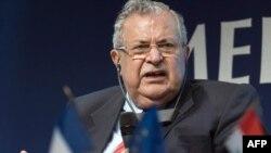 Yragyň prezidenti Jalal Talabani.