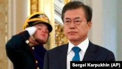 Հարավային Կորեայի նախագահ Մուն Ջե Ին, արխիվ