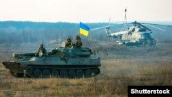 «В вооружённых силах Украины все находятся в полной боевой готовности и готовы реагировать на любые шаги оккупационных войск»