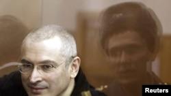ЮКОСның элекке җитәкчесе Михаил Ходорковский